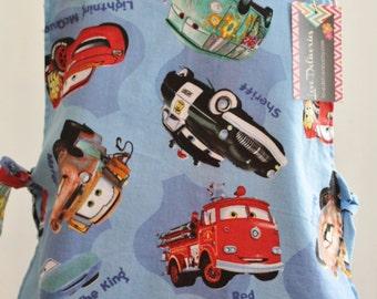 Disneys Cars Art Smock Apron