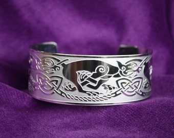 Celtic Bracelet Hounds of Herne