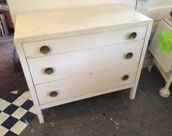 Vintage Medical Cabinet. Industrial Metal Chest. Vintage Hotel Furniture