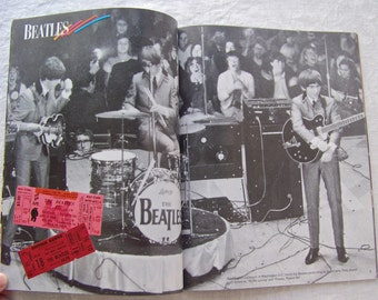 Vintage Beatles Magazine Collectors Edition 1995 Return Of Beatles Fab Four Collectible Photos