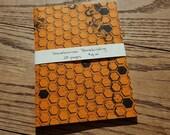 Honeybees - Honeycomb Notebook