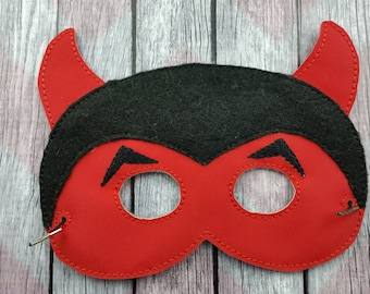 Halloween theme mask, devil mask