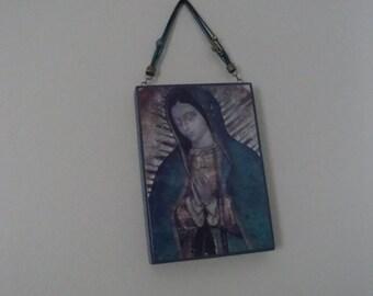 Nuestra Señora de Guadalupe -- Large Folk Icon