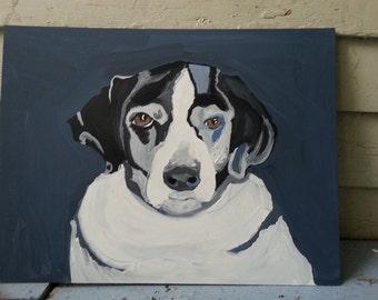 Custom Pet Portraits Free US shipping