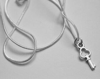 Charm Necklace key