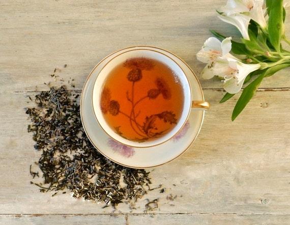 Earl Grey Lavender Black Tea • 3.5 oz. Kraft Bag • French Bergamot & Lavender • Luxury Loose Leaf Tea
