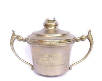 VINTAGE LOVING CUP