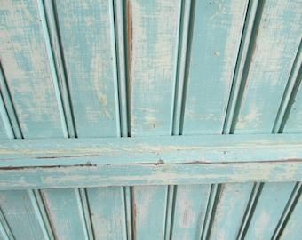 Antique Distressed Doors - Tongue and Groove Kitchen Cabinet Doors