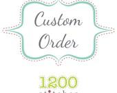 Custom Purse
