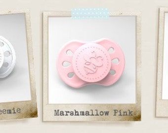 Magnetic Pacifier for your reborn doll - small newborn and  preemie size