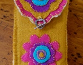 Handmade One of a KInd ROSE of INDIA TAROT Bag with Blessing