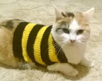Hogwarts house pet jumper