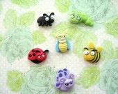Bugs Thumbtack, Bugs Push Pin, Bugs Notice Board Pins