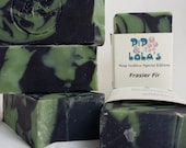 Frasier Fir Barely-Scented Soap (Soap Goddess Special Edition)