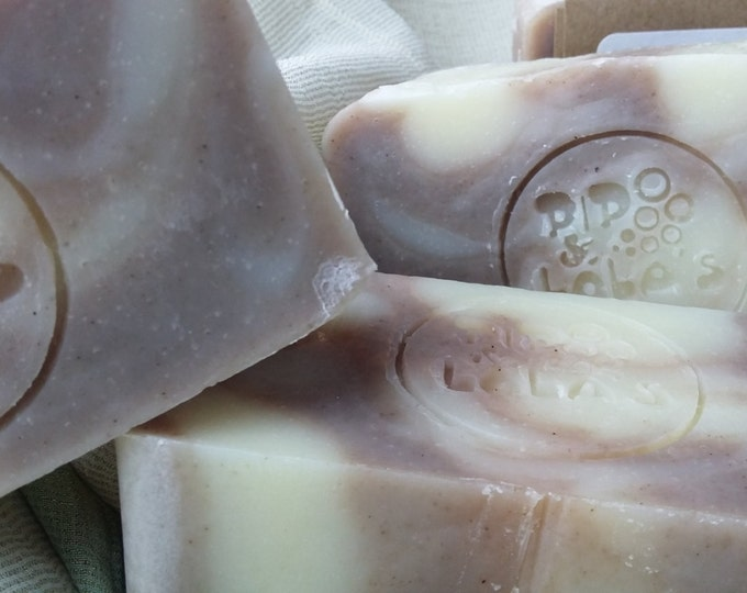 Lavender Back to Basics -- All Natural Soap, Handmade Soap, Barely Scented Soap, Cold Process Soap, Vegan Soap, Lavender Soap