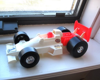 TimMee Plastic Indy Race Car