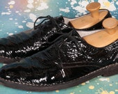 Men's Patent Leather Dress Shoes Size 11