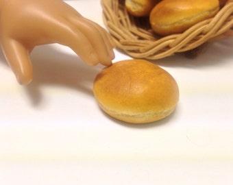 "18"" Doll Food Hamburger Bun Summer Holiday 4th July Independence Labor Memorial Day Dollfie BJD"