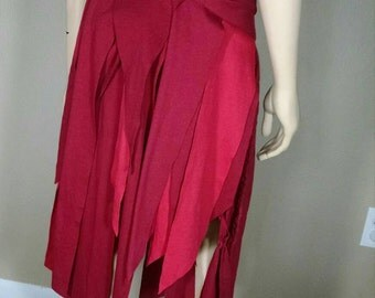 Faerie wrap skirt