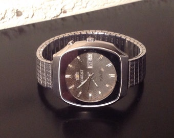 Vintage Mens Watch 21Jewels Automatic Self Wind