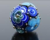 Handmade Lampwork Bead - Focal