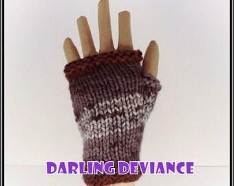 Fingerless Gloves - Ashes