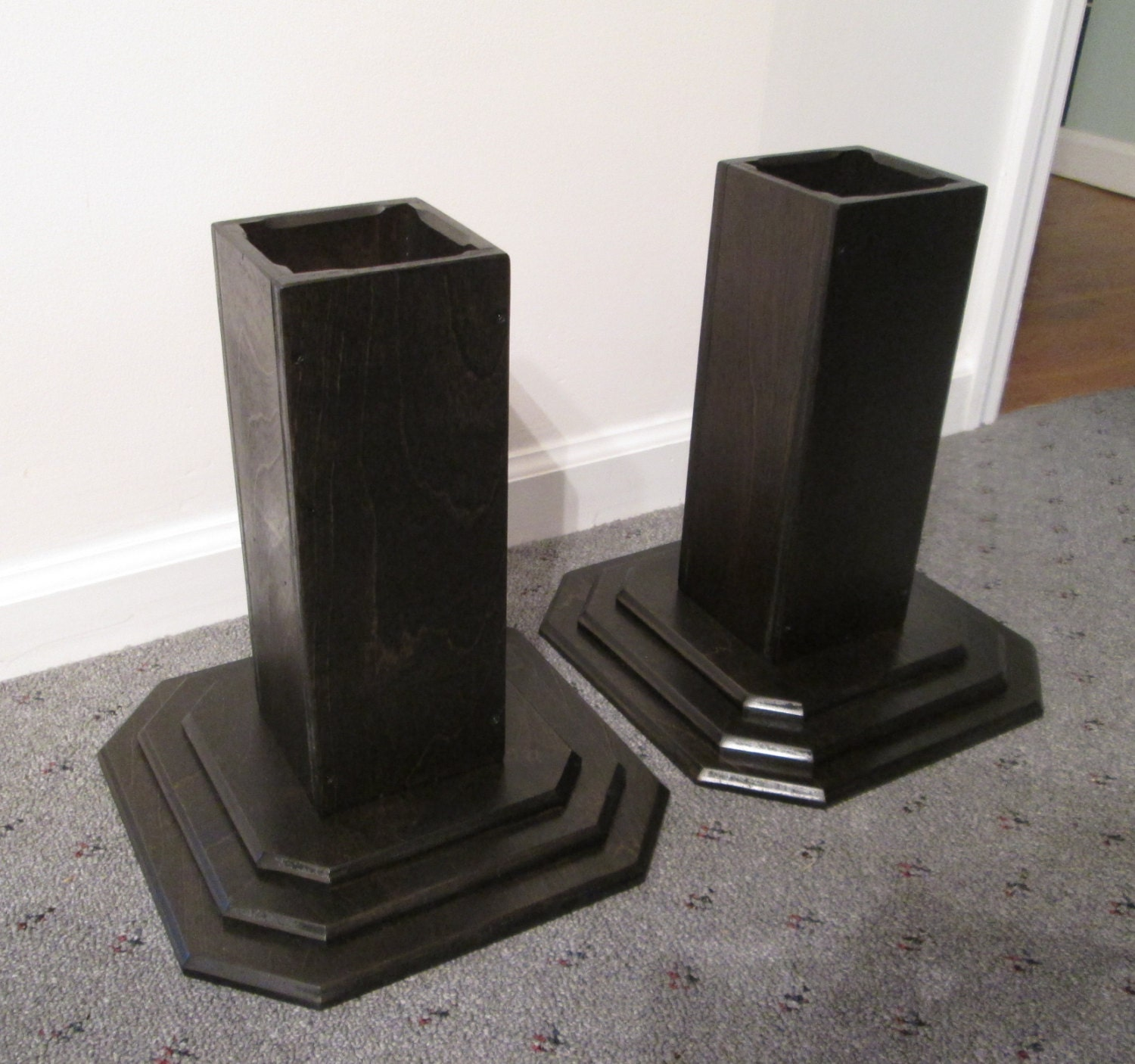 Furniture risers adjustable from 8 inches to 12 inches all for Furniture risers