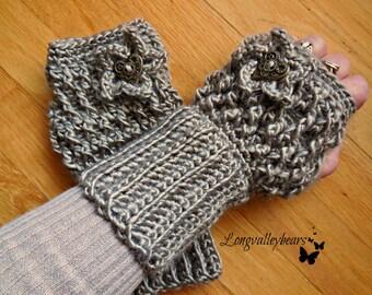 SALE !!! Wrist warmers fingerless gloves, Fingerless gloves