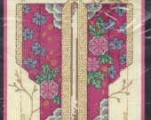 90 Classic Kimono Dimensions Counted Cross Stitch Kit by Martha Freeman Glass Unopened Cross Stitch Kit 6703