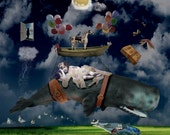Perchance To Dream'' ....Fine Art Print