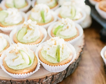 Key Lime Mini Pies (set of 4)