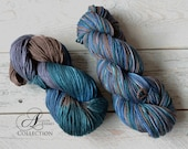 Dyed to Order Yarn - Cabin in the Woods