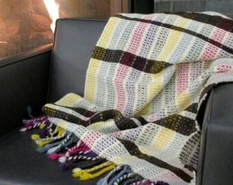 Woolen Stripes Blanket