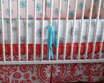 modern crib bedding design your own baby bedding crib skirt sheet and bumpers