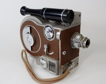 Revere Eight Vintage Movie Camera