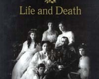 Nicholas Romanov: Life and Death. RARE  book with rare photos of Russian Tsar & his family. In English. Imperial Royalty. Ship from USA