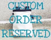 RESERVED FOR BELINDA m.  chalk bag, rock climbing chalk bag, linoprint, handcarved, blockprint, rock climbing chalk bag..1-3day order