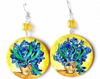 """On Sale Van Gogh """"Iris"""""""