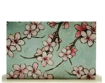 Basic Magnetic Makeup Palette Eye Shadow Eyeshadow Empty Organizer Storage - Winter Sakura