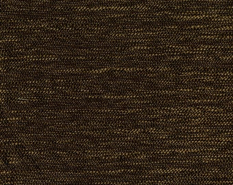 Popular Faux Linen Upholstery Fabric - Coordinates Traditional to Modern - Soft hand feel - Color: Emerse Bark - per yard