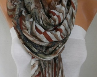 Sage Green Cotton Scarf,Fall Winter Accessories Cowl Scarf Oversized Shawl,Gift Ideas For Her Women Fashion Accessories Christmas Gift