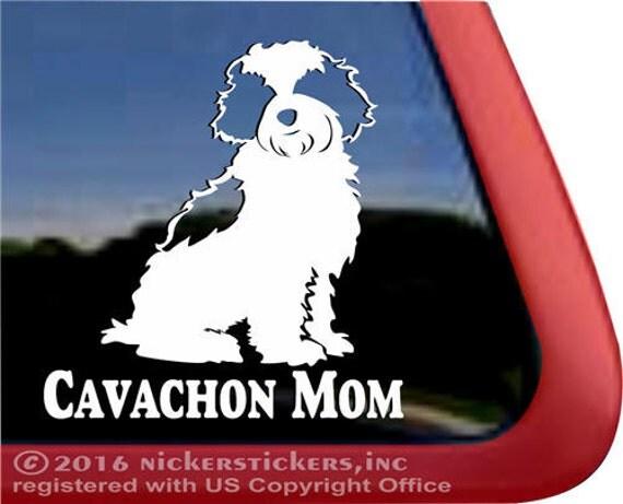 Cavachon Mom Dc1020mom High Quality Adhesive Vinyl