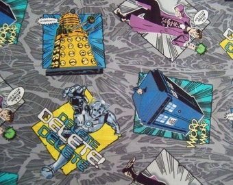 Dr. Who! Placemats