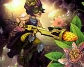 Honey Handler-(Digital Download)