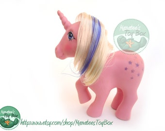 Vintage My Little Pony Twilight Unicorn 1980s Toy Custom Bait TLC