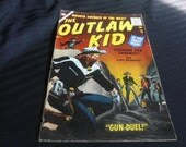 The Outlaw Kid Comic, Atlas, November, 1956