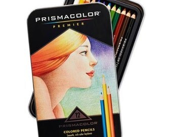 On Sale! Prismacolor Premier Colored Pencils, Soft Core, 12 Pack