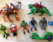 Reserved For Joanne Vintage Masters of the Universe Action Figures and Vehicles - MOTU