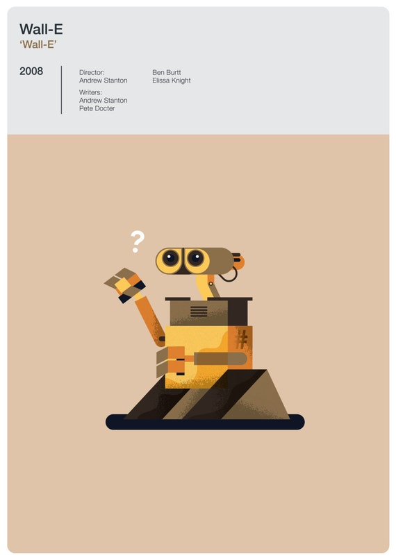 wall-e review essay Wall-e, short for waste allocation load lifter earth-class, is the last robot left on earth he spends his days tidying up the planet, one piece of garbage at a time.