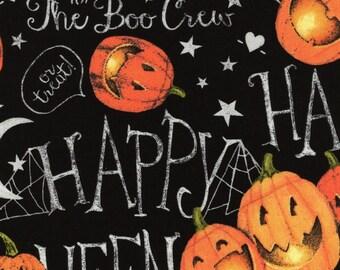 Halloween Pumpkins Black from Springs Creative